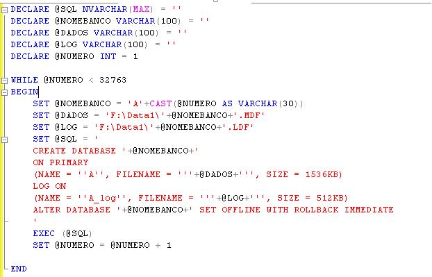 create database_1