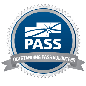Outstanding PASS Volunteer – Abril 2016